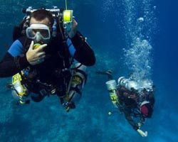 Red Sea, Technical Diving with Ocean College